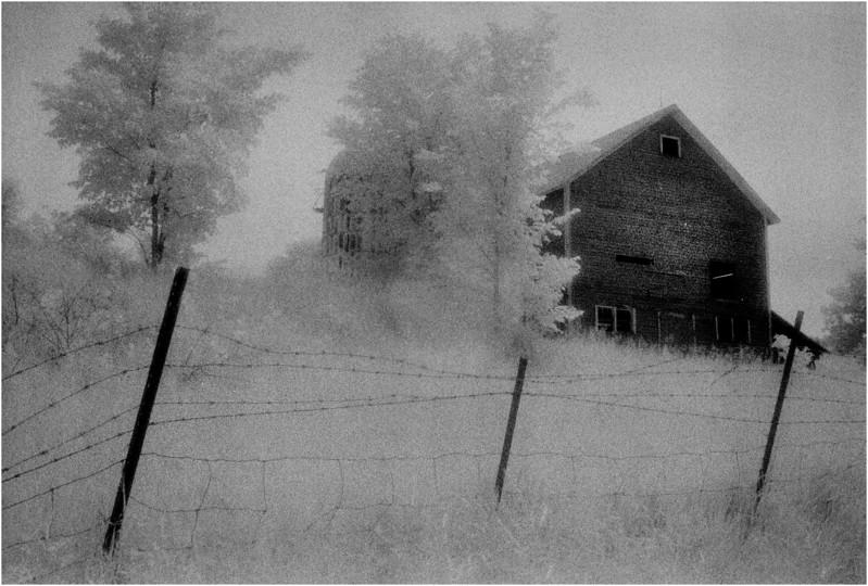 Washington County NY Farms 3 IR Film May 1991