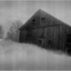 Washington County NY Two Barns IR Film May 1983
