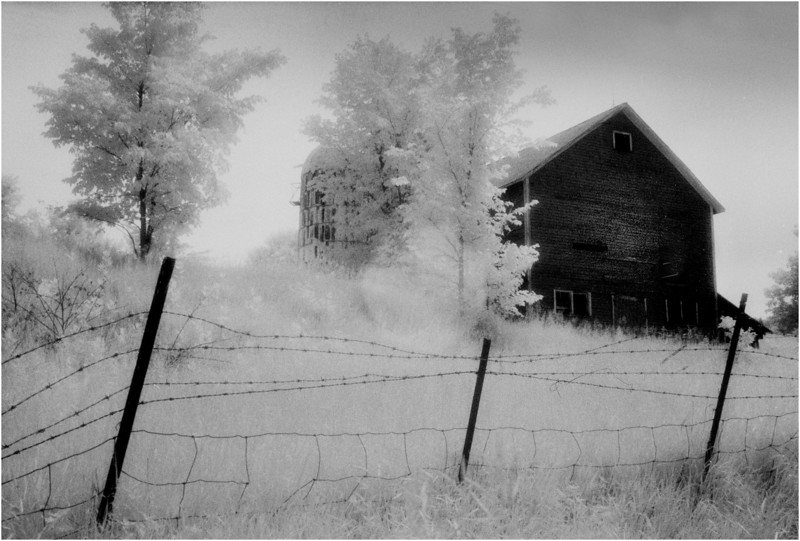 Washington County NY Farms 1 IR Film May 1991