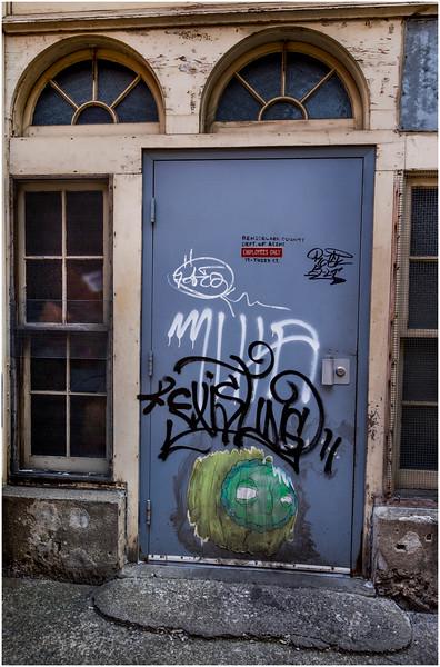 Troy NY Door 3 December 2016