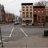 Albany NY Clinton Avenue No Turn on Red October 2008