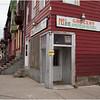 Albany NY Clinton Avenue Ma Lee's Grocery October 2008