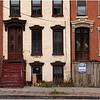 Albany NY Clinton Avenue Row Houses October 2008