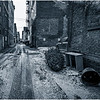 Troy NY Back Alley 20 DUO January 2017