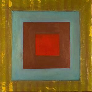 Copper Square 26x26