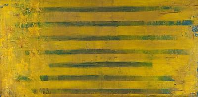Untitled Yellow 18x36