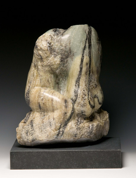 Artist Petra Branbrink Carved Stone Sculpture