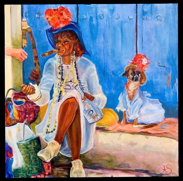 Artist Allen Schmertzler Acrylic Painter