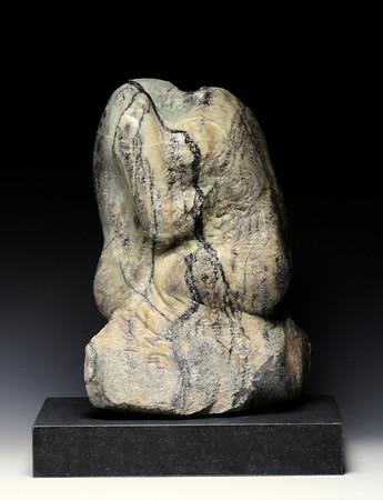Artist Petra Branbrink Carved Stone Sculpture
