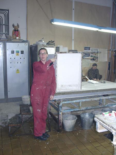 Dress (Work Process)