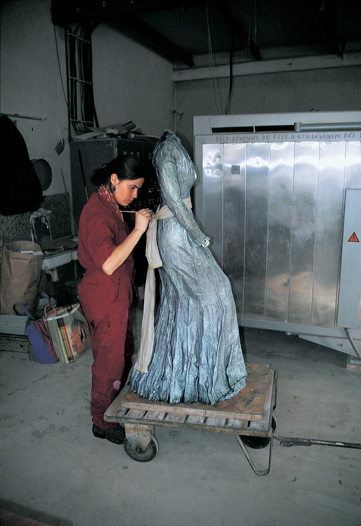 Dress (Work Process)