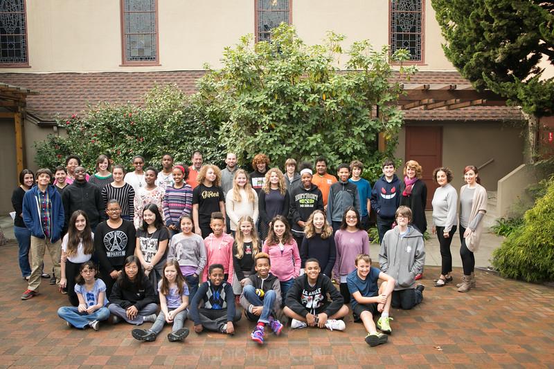 Archway School 2014=2015