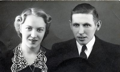 Sigurlaug og Gunnar - gifting