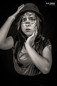Model: Lady Ajin     https://www.facebook.com/MechanicalMissJenni/ Date Taken: December 13, 2015 Location: Colorado Springs, Colorado Shoot Theme: Masquerade