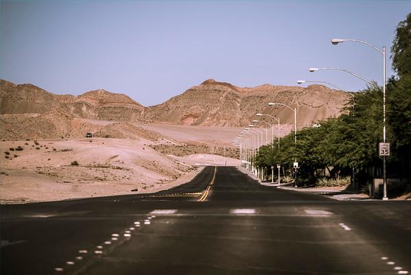 Desert Suburb