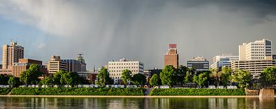 Storm over Kipona, Harrisburg PA