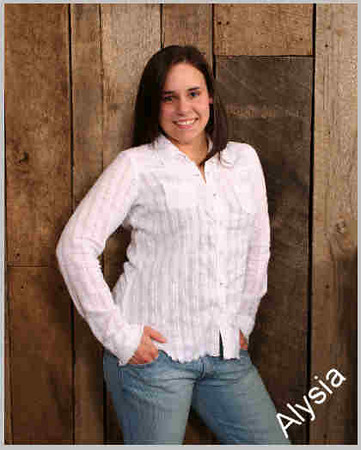 The Barn Look will be 1-8x10 and 8 wallet size portraits.