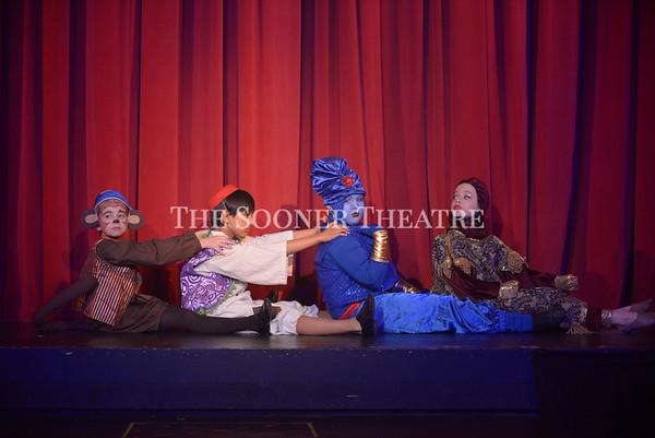 Studio Series Disney's Aladdin JR Closing 2017