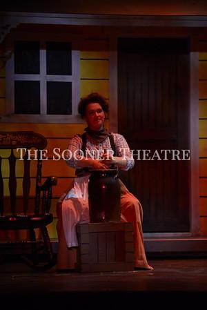 Studio Series Oklahoma! Aunt Eller #2 Cast