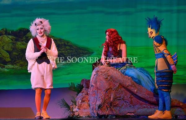 Studio Series The Little Mermaid 2020 Closing Cast