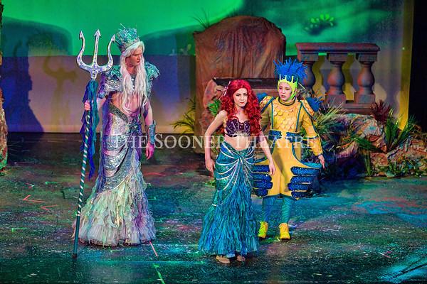 Studio Series The Little Mermaid 2020 Opening Cast