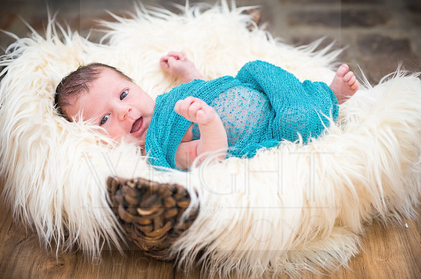 George Calvin | Newborn | Studio