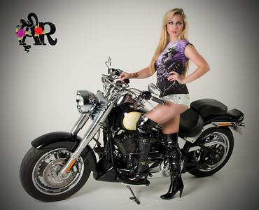 Harley Davidson Motorbike Shoot