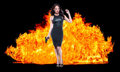 Hayley Sams - Fire