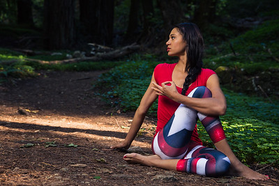 160625 Yoga Redwoods