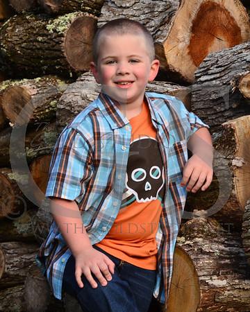 Mark Gullett Family Pictures 4-2012