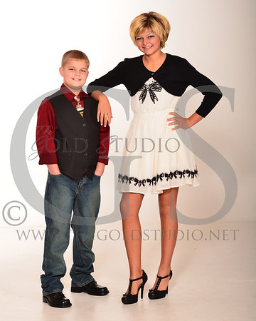 TJ and Lily McGinnis 12-14-2011