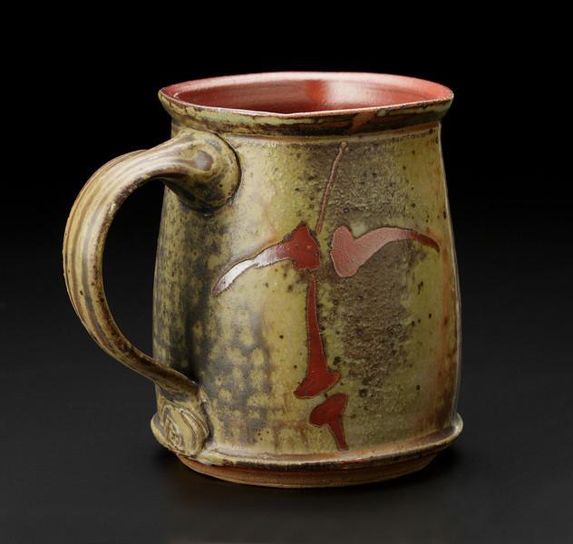 mug, wax resist