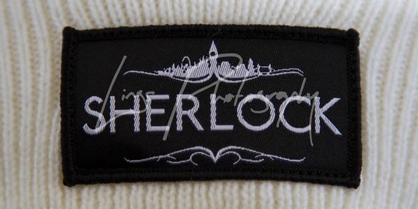 Sherlock Badge