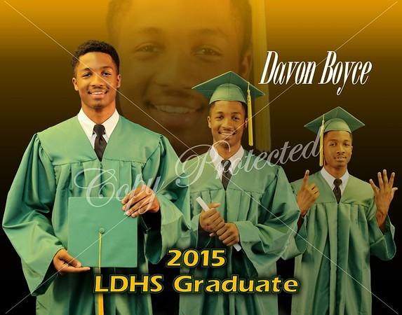 Davon collage