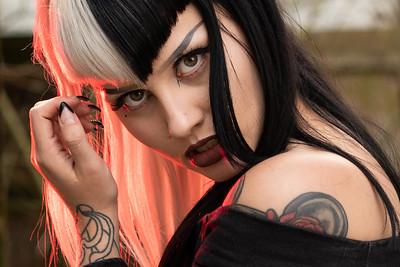 Meg closeup