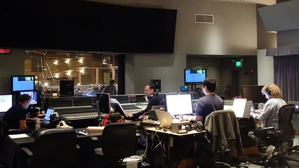 Sony Control Room
