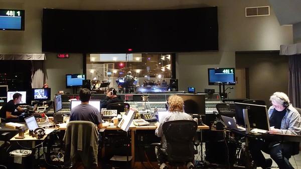Sony Control Room 2