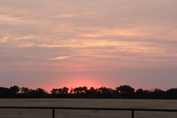 Texas skys