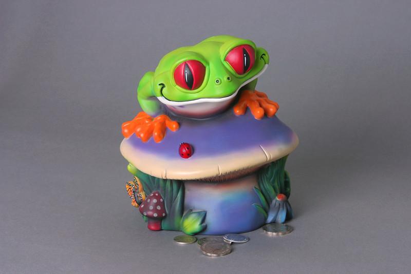 Frog bank
