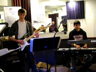 The Studio<br>12/28/08