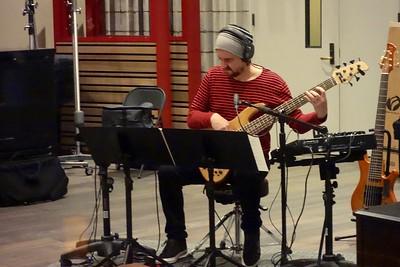 Yellowjackets at Sphere Studios 2018