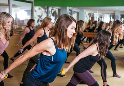 Fitness Class - III