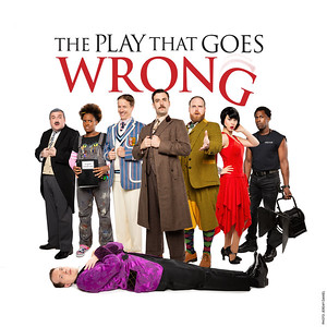 """The Play That Goes Wrong"" / National Tour 2020"