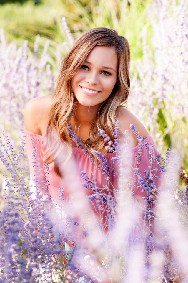 Victoria HS Senior Portrait