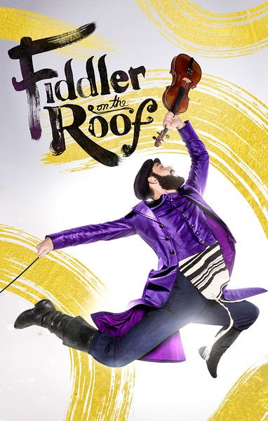 """Fiddler on the Roof"" Key Art / 2018-19 National Tour"