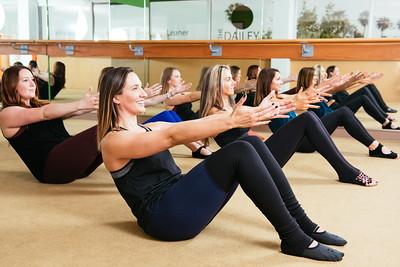 Fitness Class - I