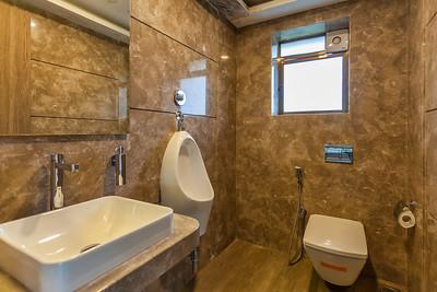 Washroom on Level 1