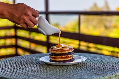 Artisanal pancakes