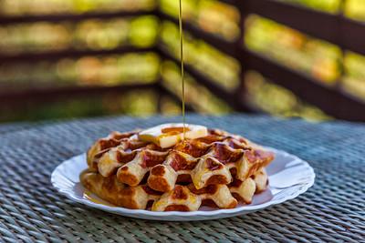 Artisanal waffles