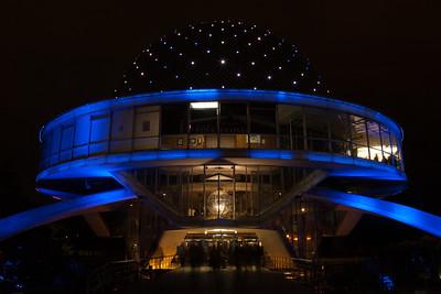 Planetarium, Buenos Aires, Argentina